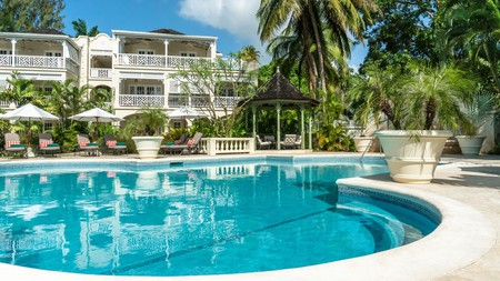 Dive into the romantic setting of the Coral Reef Club in Barbados