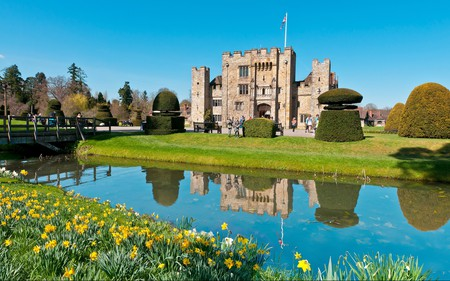 With so much to explore at Hever Castle, you'll want to bed down somewhere close by