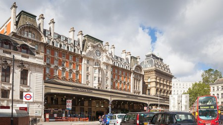 You'll have easy access to the city's transport with a stay near London Victoria Station