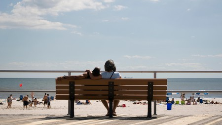 Take a trip along New York's southern coastline and relax by the soft sands and sea views that Long Beach has to offer