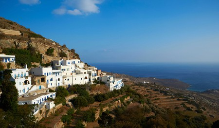 After exploring Tinos' beautiful landscapes, taste delicious Greek cuisine at the top restaurants on the island