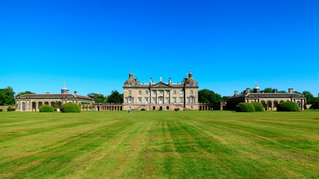Explore the opulent rooms and extensive gardens at Houghton Hall