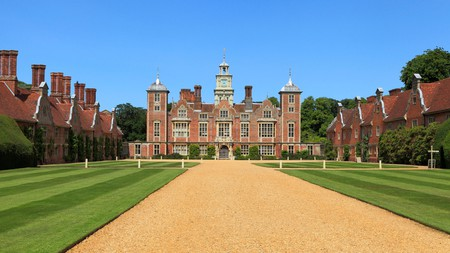 After visiting Blickling Hall's historic house and beautiful gardens, check into a unique property nearby