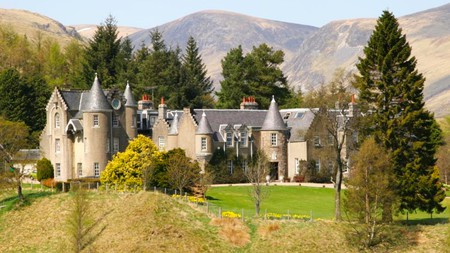 Check into one of these spectacular Scottish hotels after visiting nearby Balmoral Castle