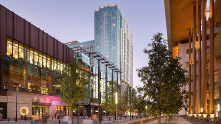The Omni offers a luxurious stay in downtown Nashville