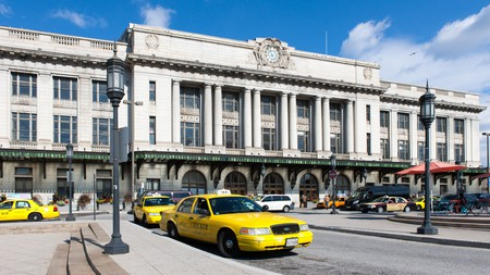 Baltimore Penn Station is the place to be (especially if you're catching a train)