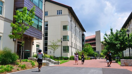 There's a wealth of good accommodation options near the Emory campus