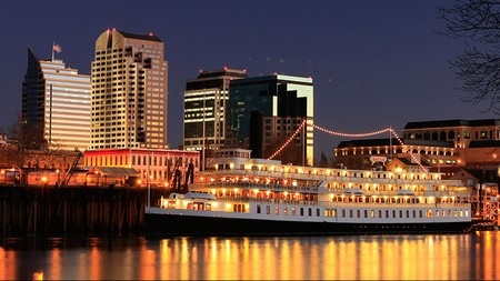 For a truly memorable stay in Sacramento, book a room or suite on the Delta King
