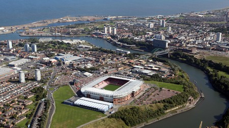 The Stadium of Light is a heavy-hitting football ground