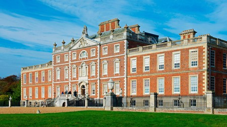 Wimpole Hall is almost as historic as nearby Cambridge