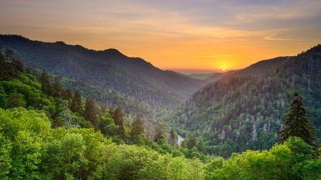 Stay close by the Great Smoky Mountains to maximize your time in this stunning national park