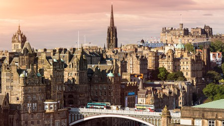Edinburgh is home to an abundance of beautiful holiday cottages