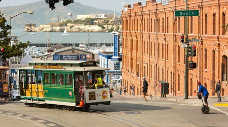 Stay in the heart of the action with these hotels near Fisherman's Wharf in San Francisco