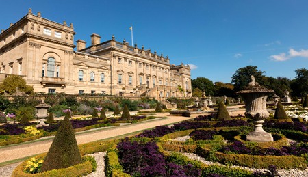 Harewood House is one of West Yorkshire's finest attractions