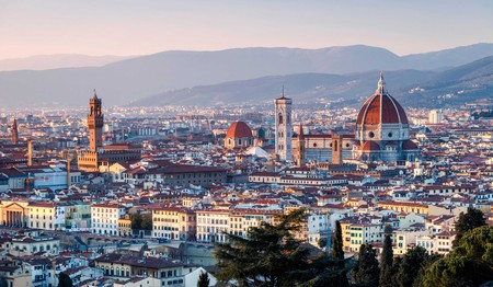 The Renaissance city of Florence makes for a perfect Tuscan getaway