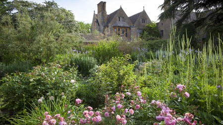 The Hidcote Manor Garden is a popular stop on the Cotswolds Garden Route