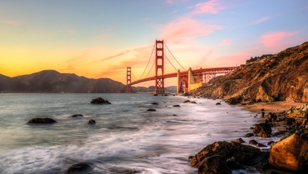 Stay close to the Golden Gate Bridge on your next trip to San Francisco