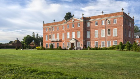 Opt for a lavish stay at the Four Seasons Hotel Hampshire, set in an 18th-century manor house
