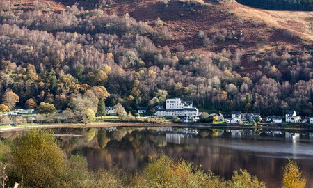 Soak up the spectacular Scottish scenery with a stay around Loch Lomond