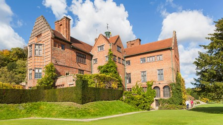Visit the home of Winston Churchill and bear witness to his personal art collection at the National Trust's Chartwell House