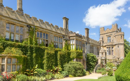 Step back in time on your visit to Sudeley Castle and Gardens before settling in at your cosy accommodation