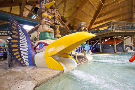 The whole family will have a fun-filled vacation with a stay at these hotels near Wilderness Waterpark Resort