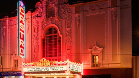 Take your date to the Castro Theatre – who cares what movie you see?