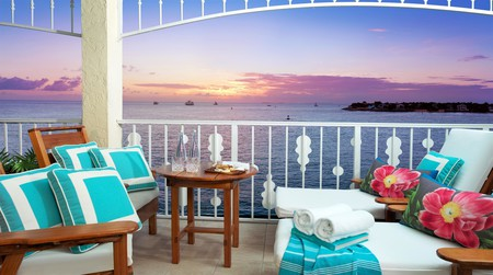 Soak up spectacular sunset views at these top properties in the Florida Keys
