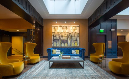 Hotel Lucia Provenance in Portland beckons with a modern look and focus on contemporary art