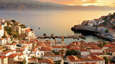 Hydra is a charming Greek island where life moves at a slower and relaxing pace