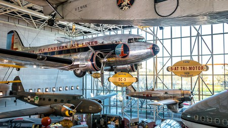 Make the most of your time at the Smithsonian National Air and Space Museum by staying at one of these nearby hotels