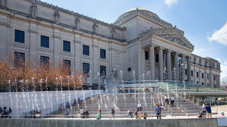 See world-class art at the Brooklyn Museum
