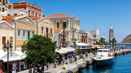 Enjoy Greek island life to its fullest on your next trip to Symi
