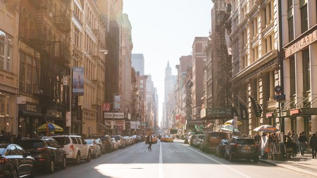 SoHo in NYC awaits with plenty of shopping opportunities