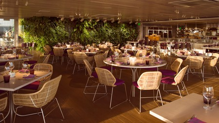 Juvia Miami Beach is the perfect romantic setting for a date night