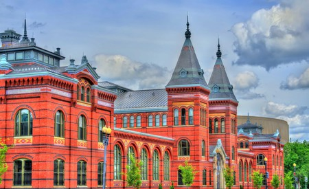 The Smithsonian museums offer endless education and entertainment