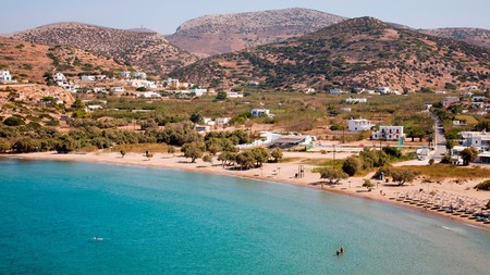 Whether you're looking for fun times or seclusion, there's a beach on Syros with your name on it