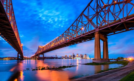 Stay near the Port of New Orleans and be in easy rich of the city's other attractions