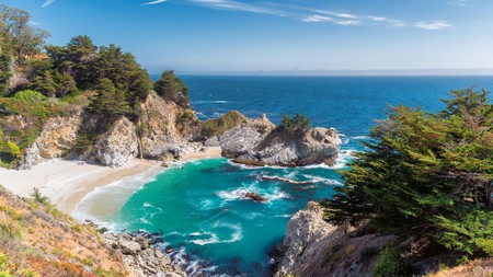 Epic views around Big Sur are just one reason to drive the Pacific Coast Highway