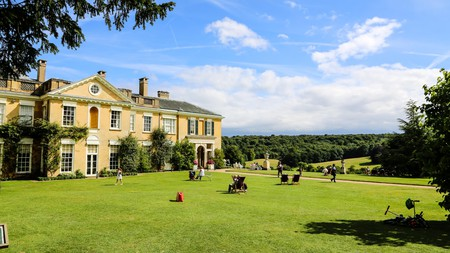 Spend the morning walking the grounds of North Downs' country house Polesden Lacey, before enjoying afternoon tea in the cafe
