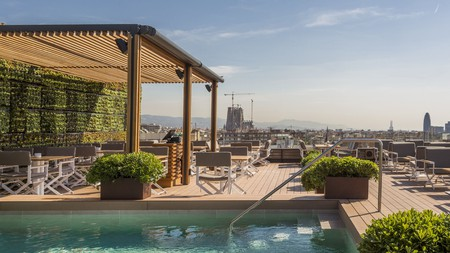 Majestic Hotel and Spa Barcelona blends pampering with sprawling city views