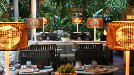 Seville's Meliá Lebreros offers an array of dining options to simplify your family holiday