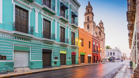 Mérida, Mexico, awaits with colorful architecture