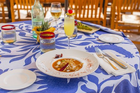 Dine on classic, simple Mexican cuisine at Mi Cocina