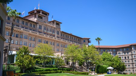 The historic Langham Huntington, Pasadena has seen its fair share of Hollywood stars