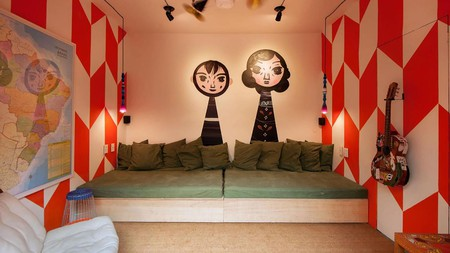 Get a flavor of Sao Paulo with a stay in the O de Casa hostel