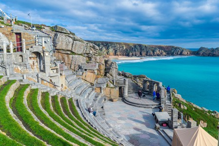 Minack Theatre is one of the most spectacular venues in the UK