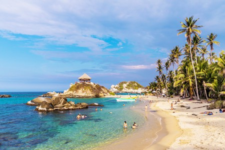 You can't miss a trip to Cabo San Juan beach on a trip to Colombia's spectacular Tayrona National Park