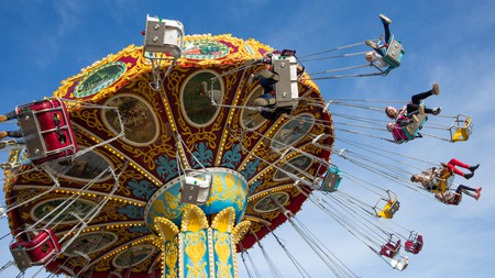 With the dozens of rides and activities at Wicksteed Park, opt for an overnight stay nearby