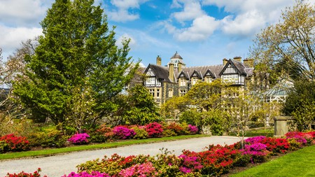 Visit Bodnant Garden to see the country garden of your dreams
